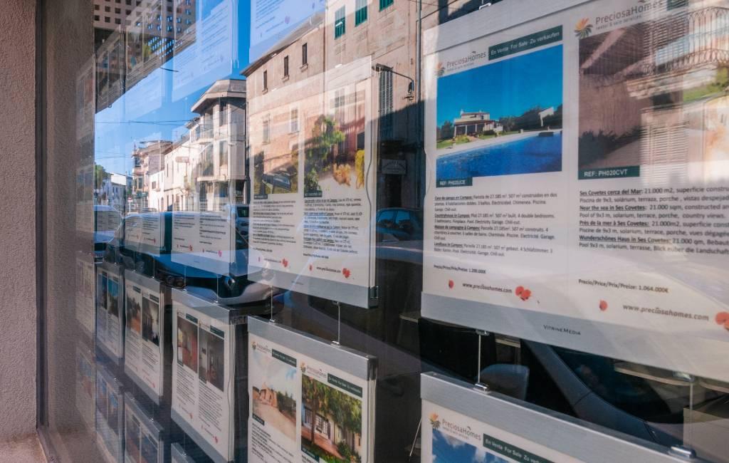 Woningen in dorpen zijn 52% goedkoper dan in de provinciale steden in Spanje