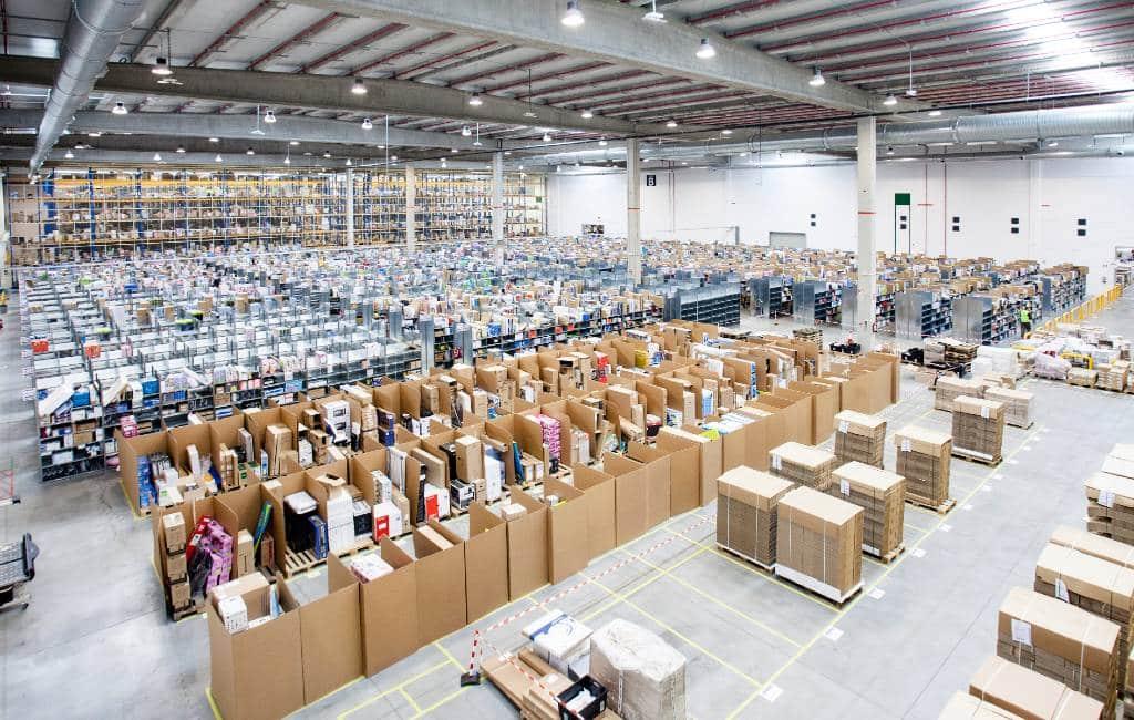 Murcia krijgt nieuw en groter distributiecentrum van Amazon