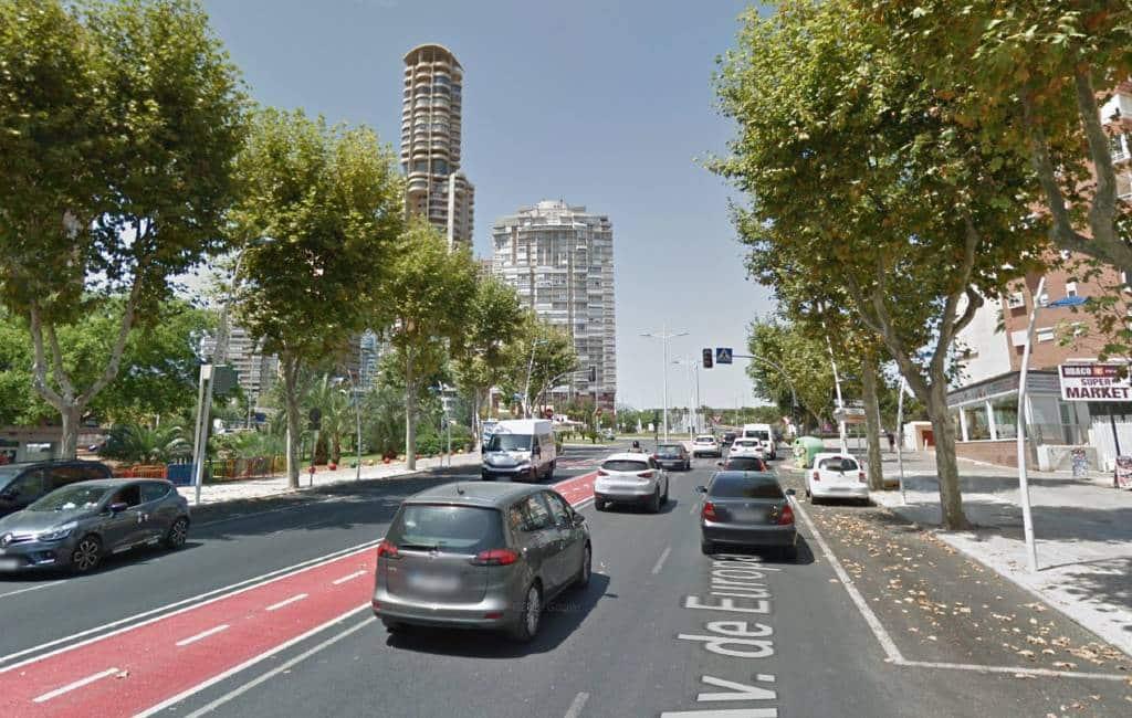Benidorm gaat vervuilende auto's weren in het centrum
