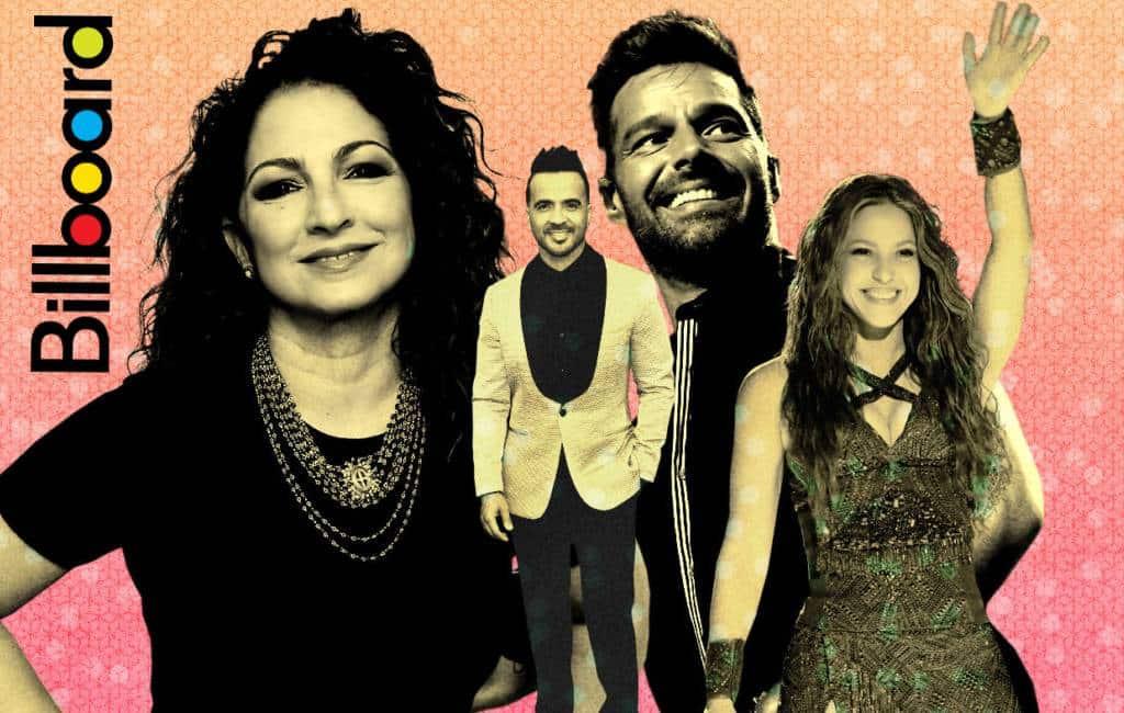 De 50 beste latijns-amerikaanse hits in de geschiedenis