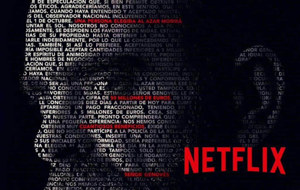 Nieuwe Spaanse Netflix serie: The Minions of Midas