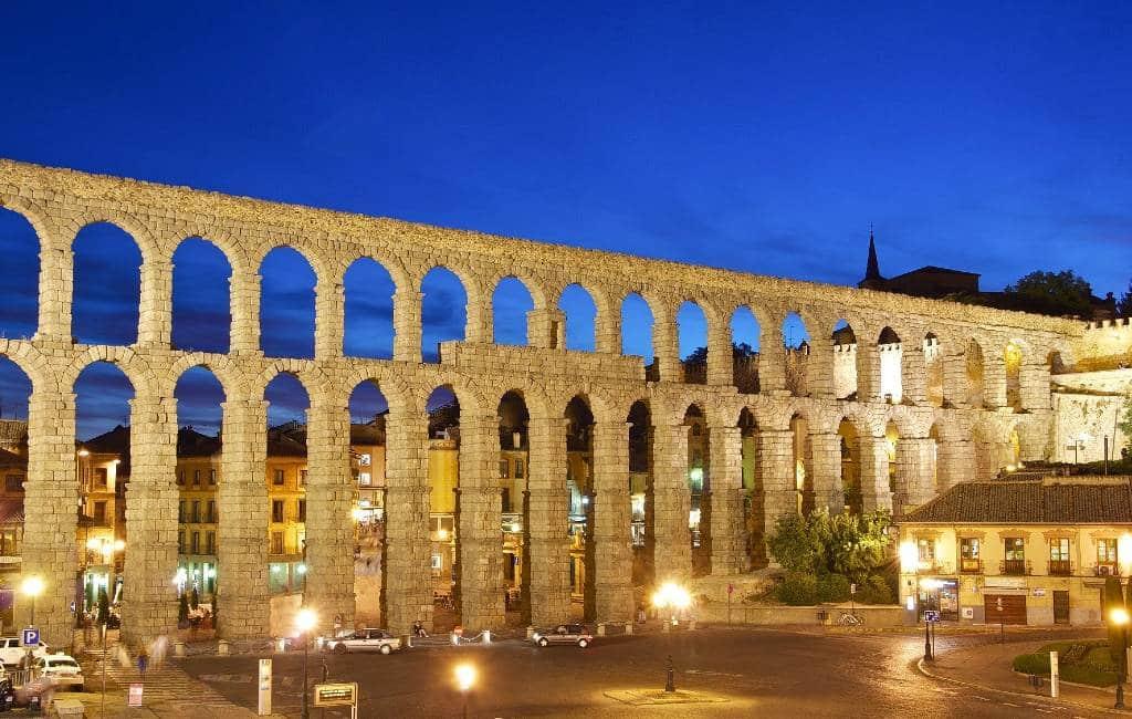 Castilië en León is de regio met de meeste monumenten die op instorten staan