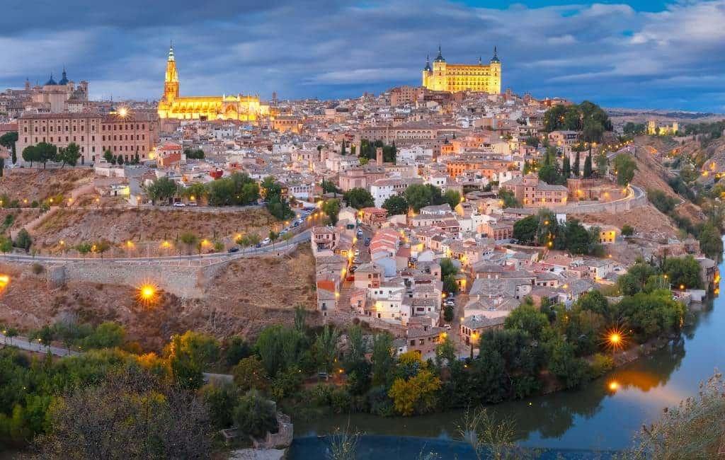 Spaanse avonturen in Fortuna/Murcia van Egbert en Barbara (18)