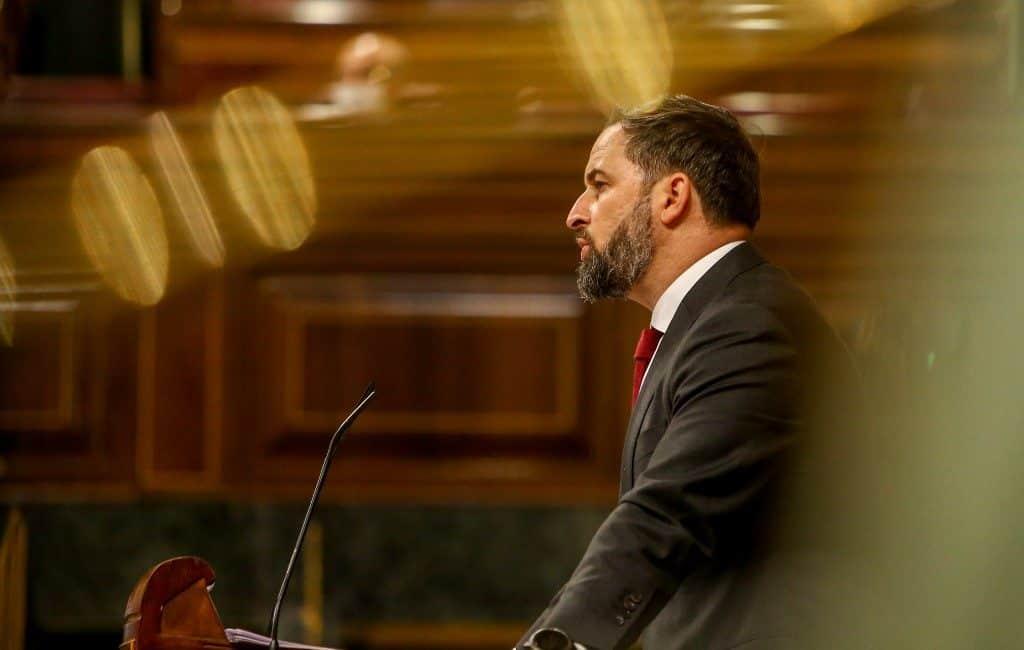Extreemrechtse motie van wantrouwen van VOX mislukt in Spanje