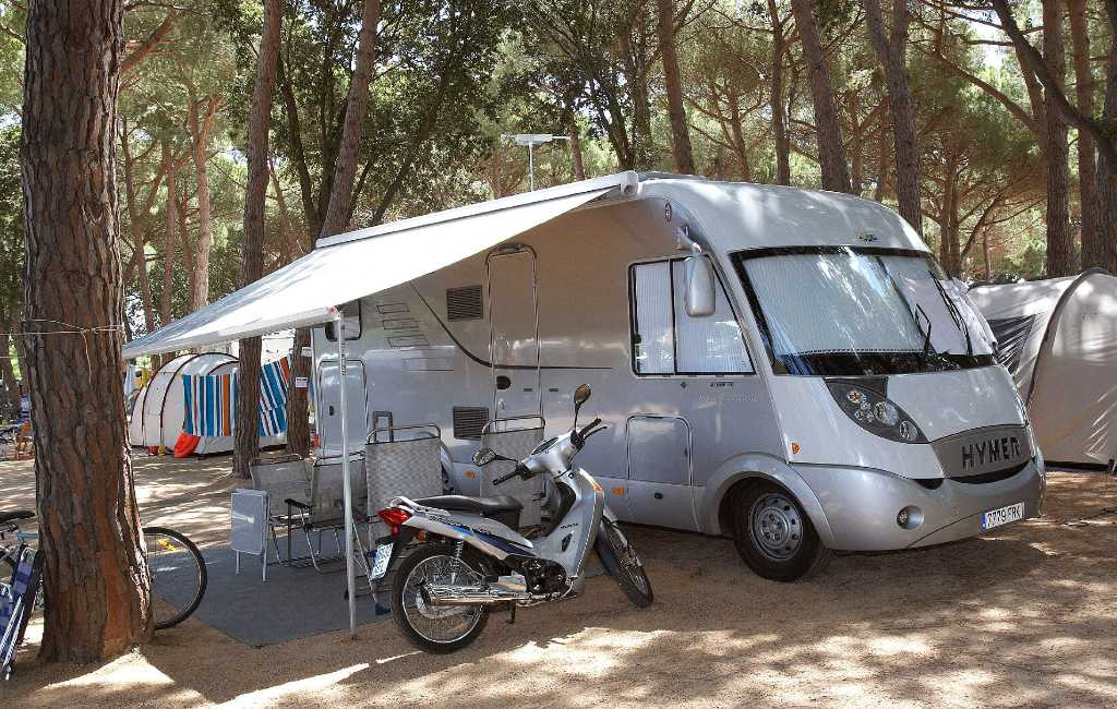 Campings Costa Blanca verwachten drukke winter