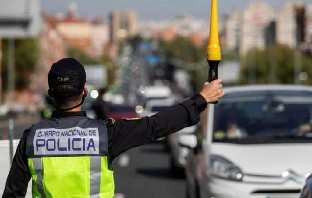 Noodtoestand Spanje en het vrij reizen naar, uit en binnen Spanje