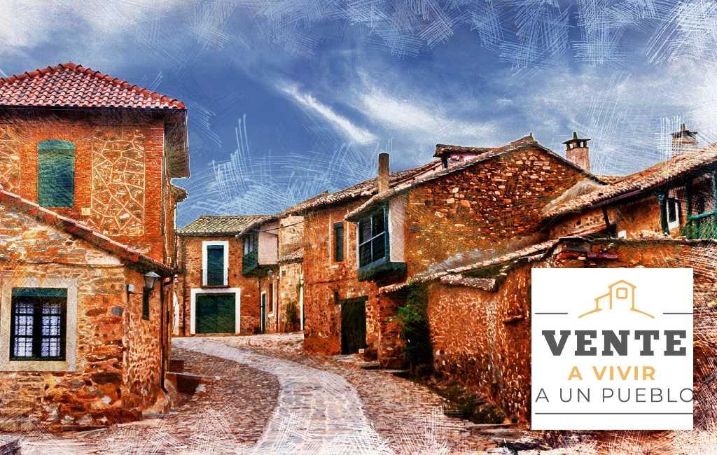 Website om inwoners van Spanje over te halen in een plattelandsdorp te wonen