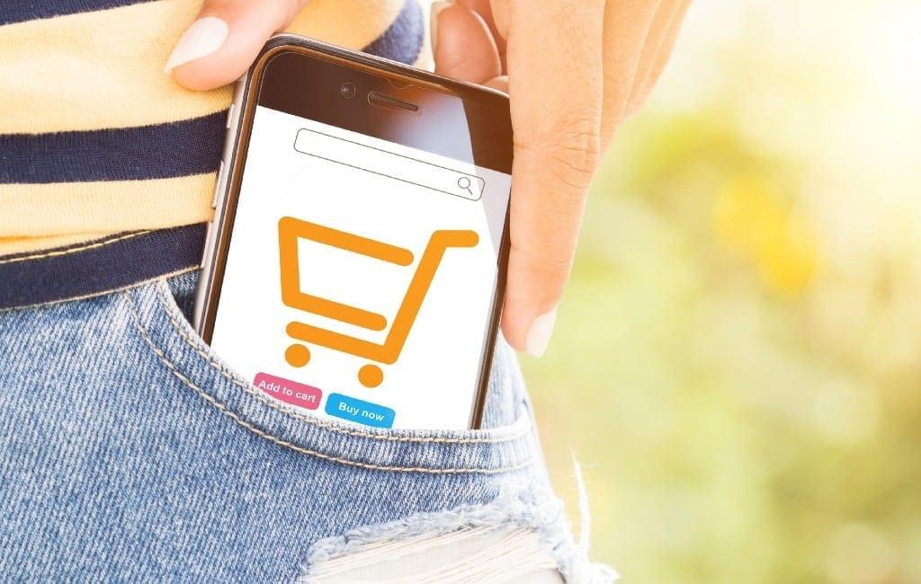 22 miljoen Spanjaarden kopen op internet en steeds minder fysiek in winkels