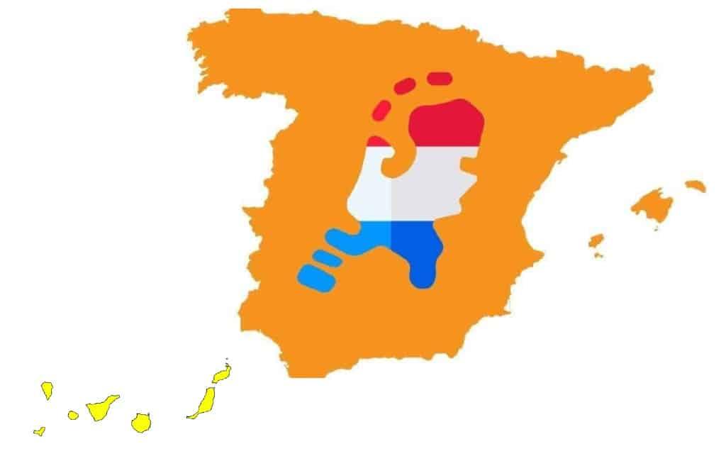 Nederland geeft geel reisadvies voor de Canarische Eilanden