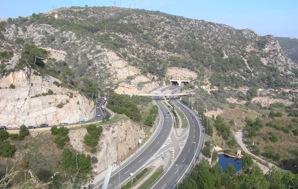 Tolvrije C-32 snelweg in Catalonië op komst
