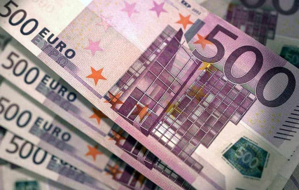 Aantal 500-eurobiljetten in omloop in Spanje op dieptepunt