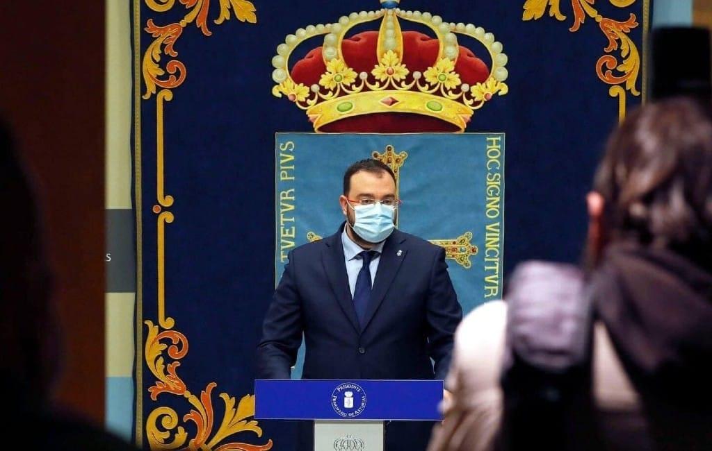 Lockdown in Asturië wordt aangescherpt met mogelijk thuisplicht