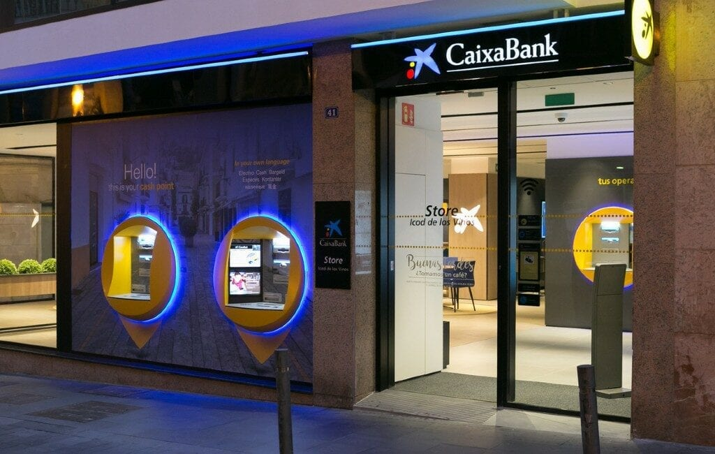 Aantal bankfilialen sinds 2008 met de helft verminderd in Spanje