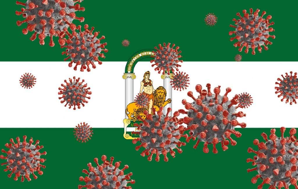 Nieuwe corona-maatregelen Andalusië