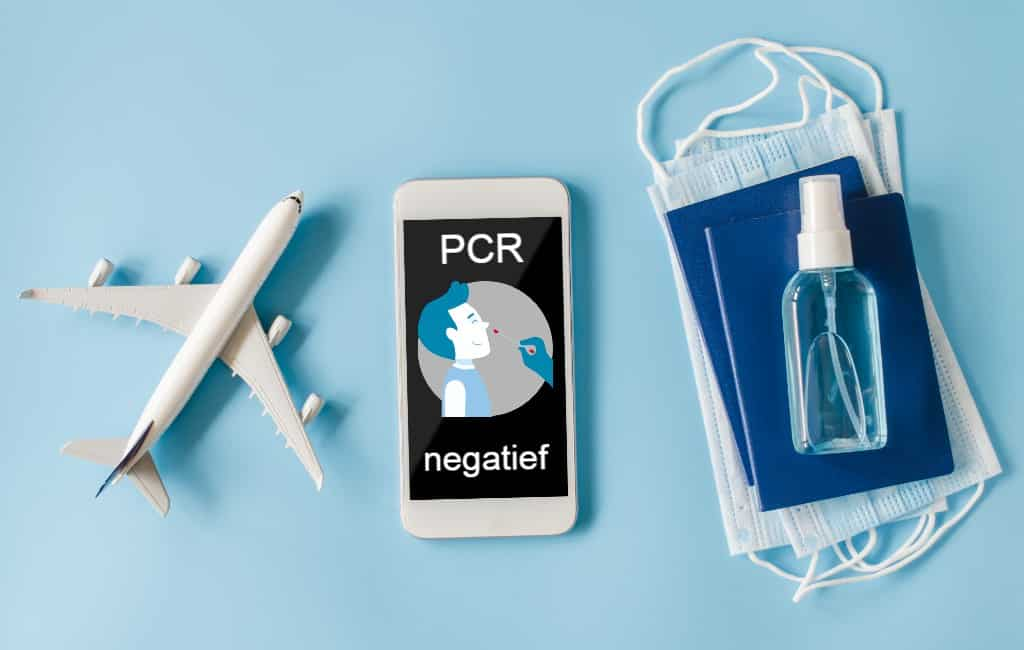 PCR-test-eis en geïmporteerde besmettingsgevallen in Spanje