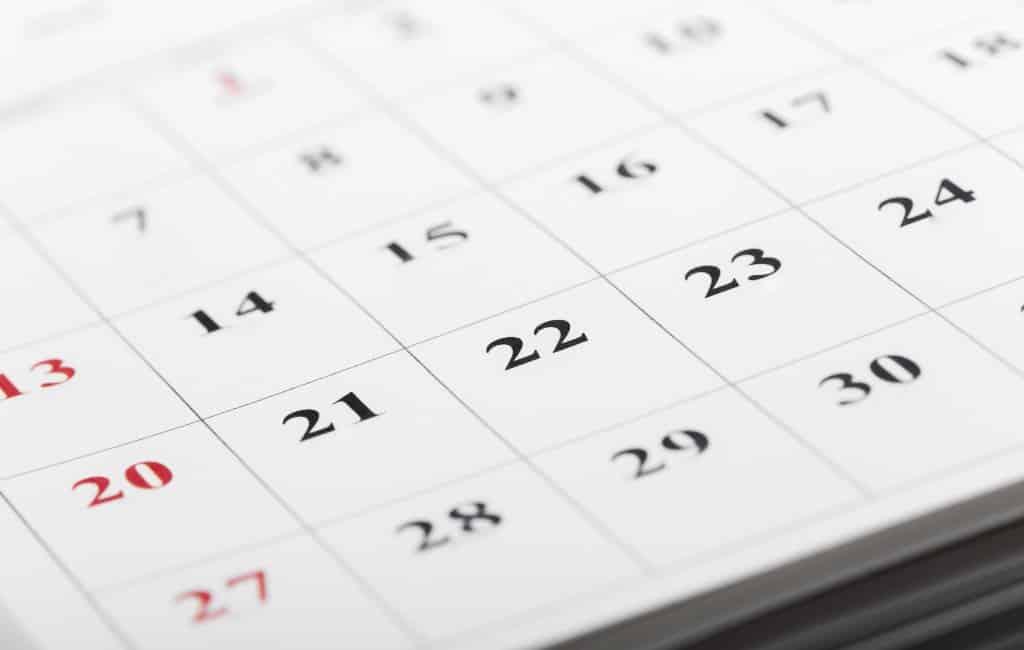 Officiële feestdagen Spanje 2021 bekend gemaakt