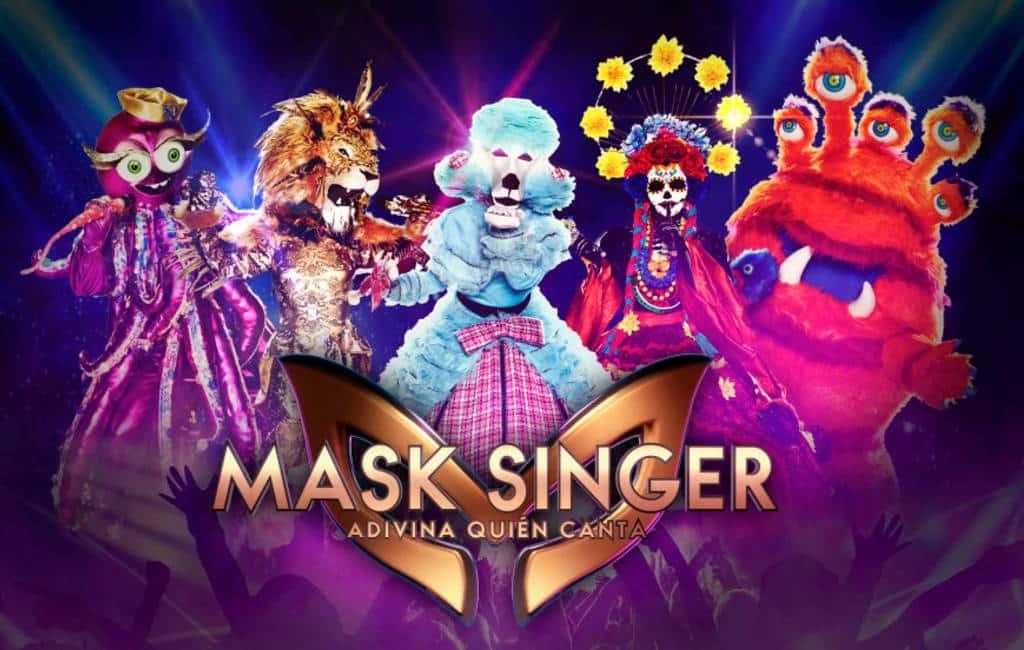 Nederlands kijkcijferkanon 'The Masked Singer' nu ook in Spanje