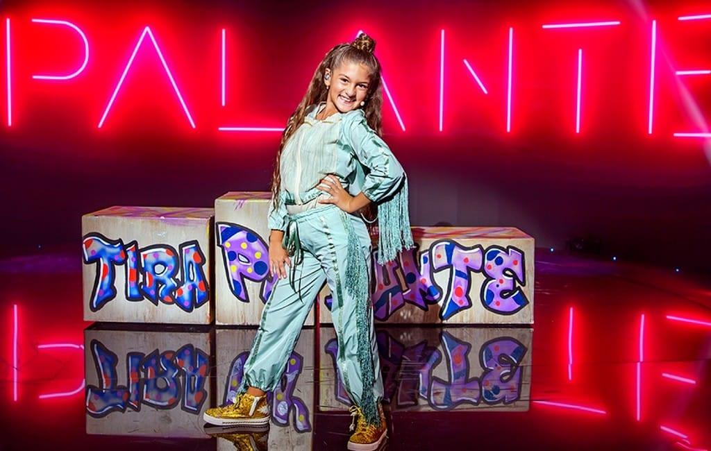 Spaanse Soleá eindigt als derde bij Junior Eurovisiesongfestival