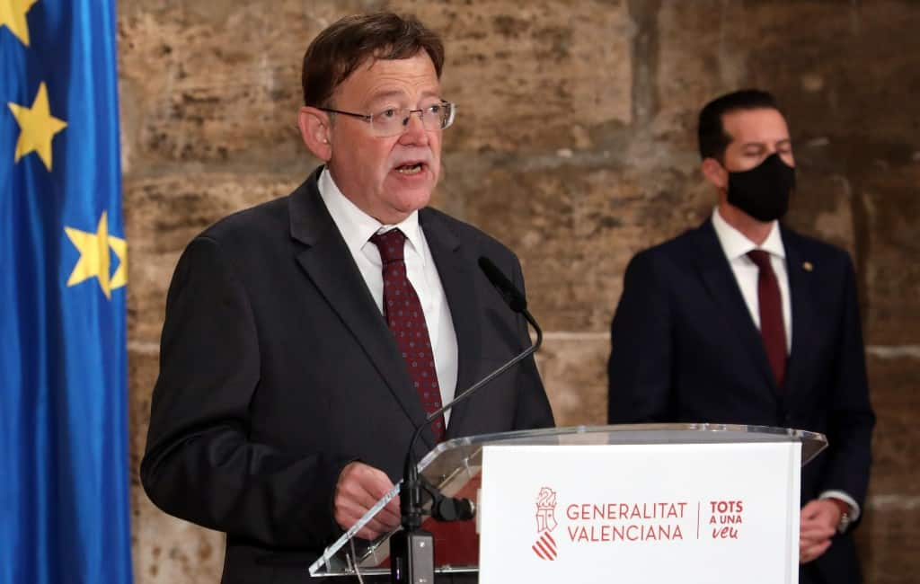 Nieuwe corona-maatregelen Valencia regio aangekondigd
