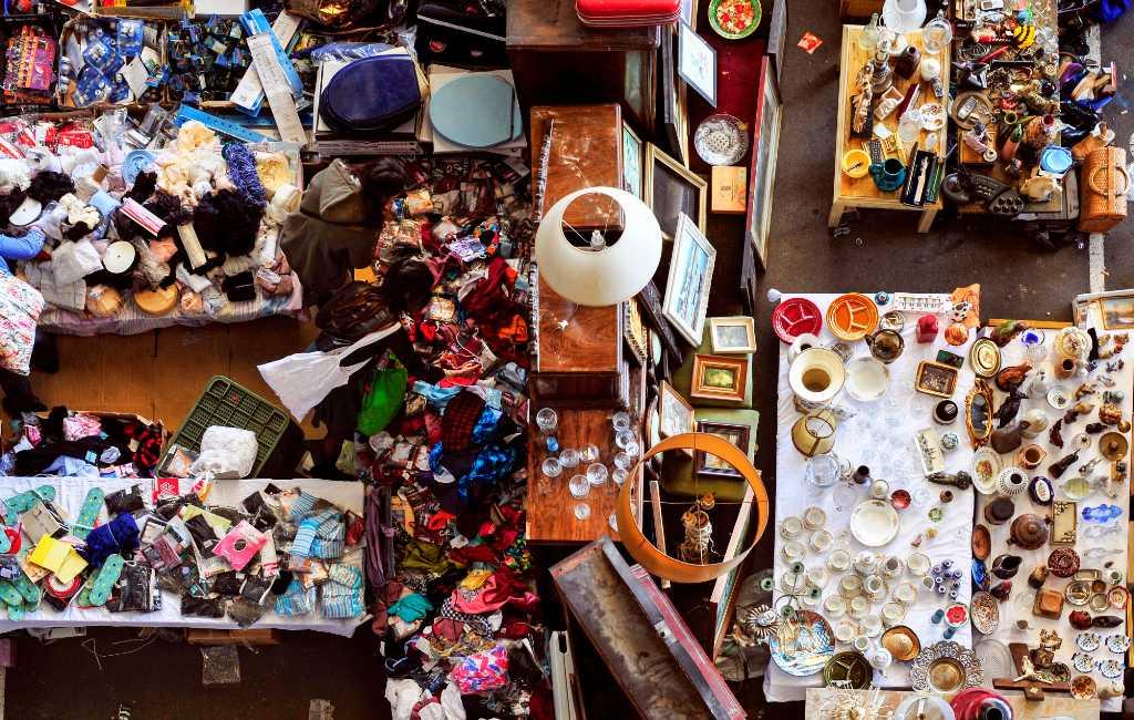 De Rastro vlooien- en weekmarkt in Madrid gaat 22 november weer open