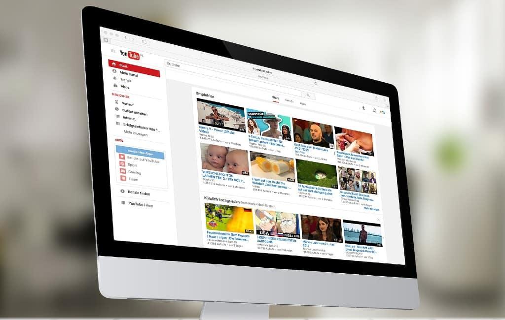 Spanjaarden kijken minder televisie en meer YouTube