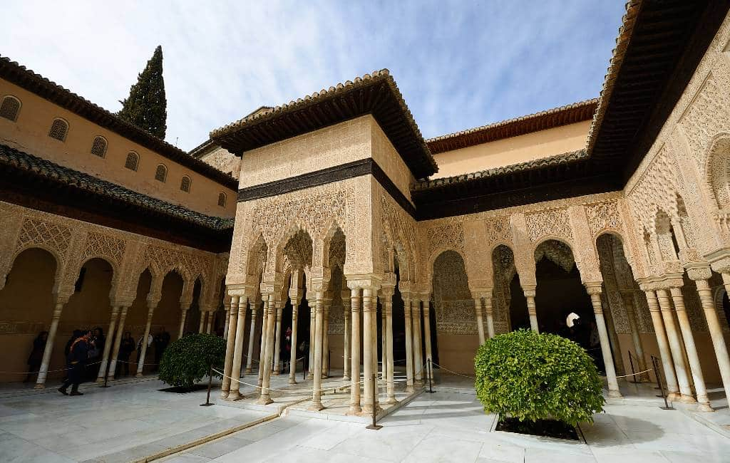 Ondanks corona-crisis toch 750.000 bezoekers La Alhambra