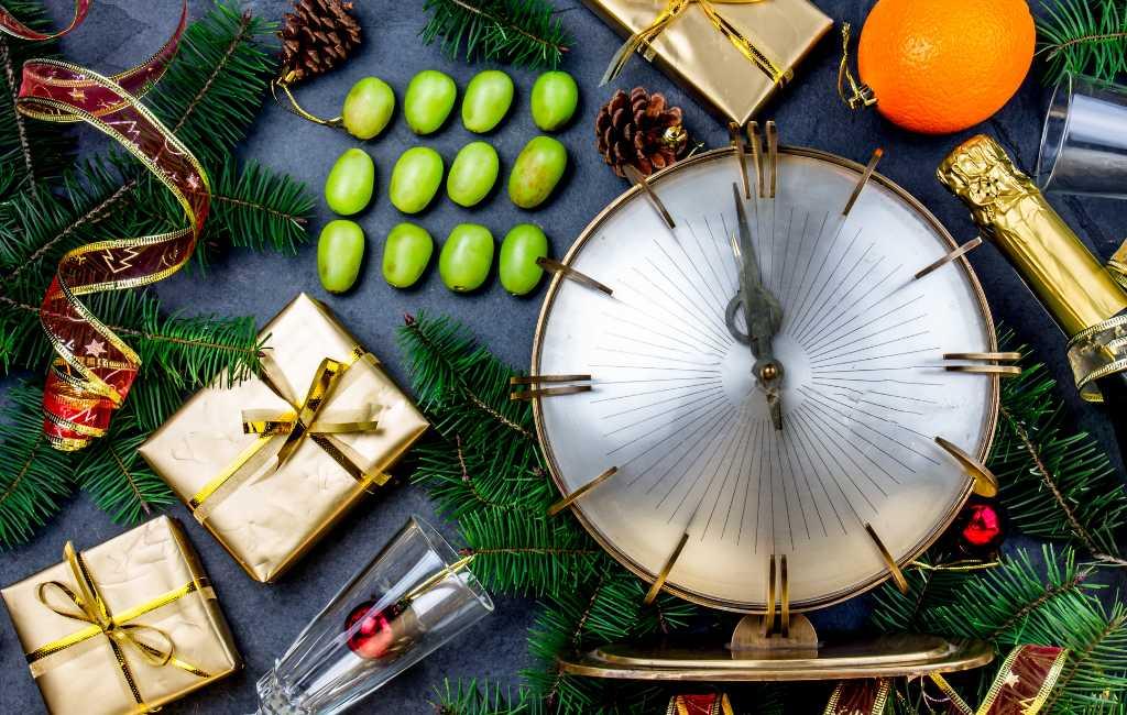 10x bijgeloof om het nieuwe jaar te beginnen in Spanje