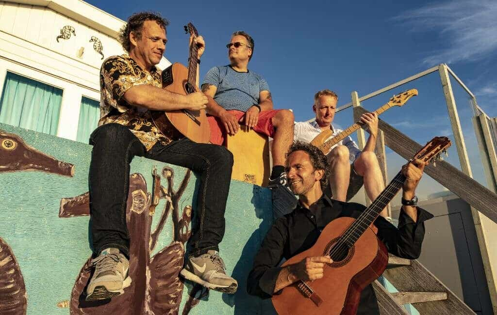 Nederlanders maken gezellige 'Gypsy Kings' achtige Spaanse muziek