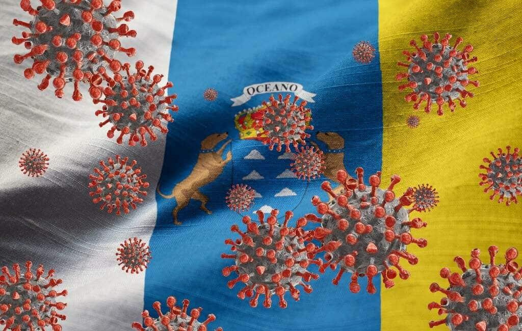 Canarische Eilanden eisen negatieve corona-test van inwoners Spanje
