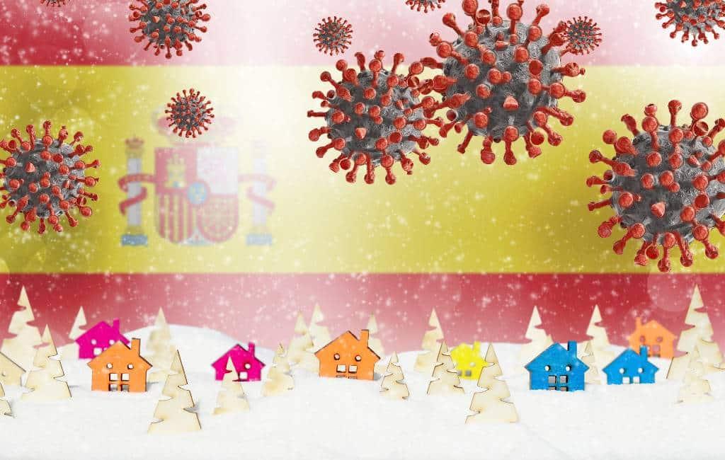 Corona-kerst-maatregelen per regio in Spanje