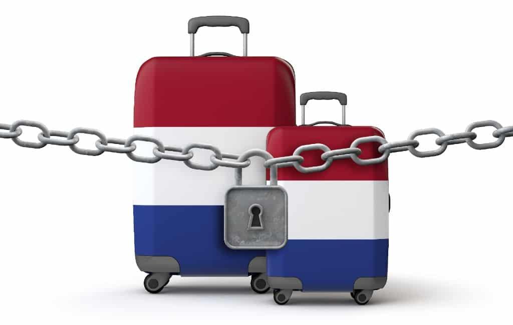 Vergaande lockdown in Nederland en reizen naar Spanje