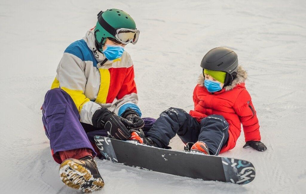 Frankrijk wil dat Spanje de skistations sluit zoniet gaan de grenzen dicht