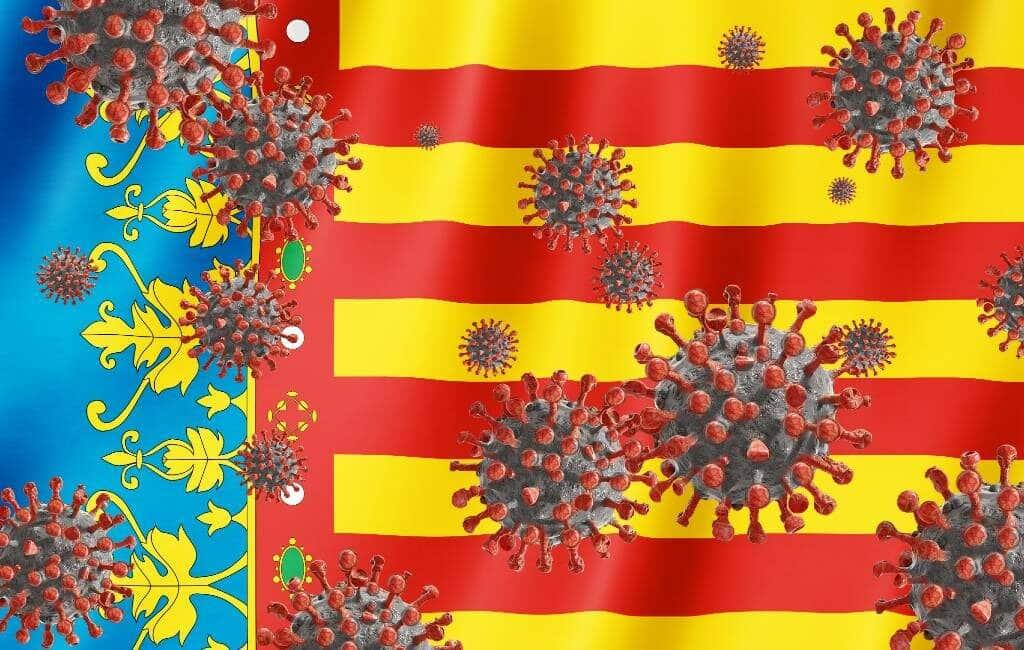 Aanscherping corona-maatregelen in de Valencia regio