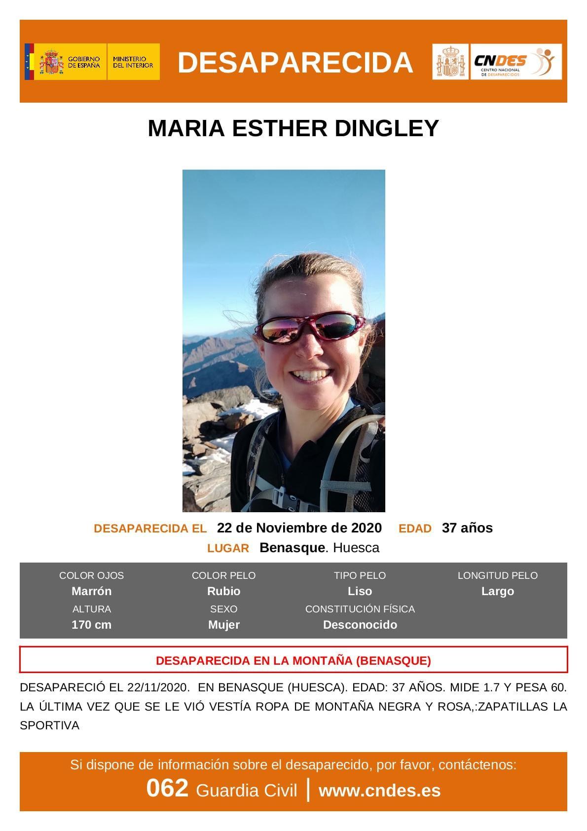 Zoektocht naar in Pyreneeën verdwenen Brits-Nederlandse vrouw