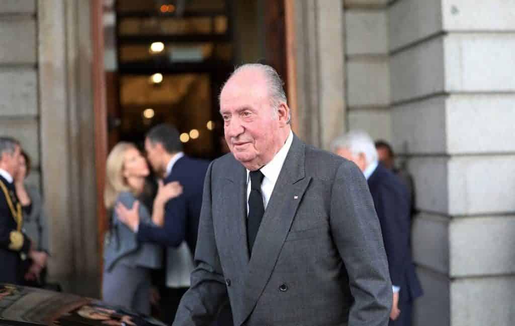 Voormalige Koning Spanje betaald belastingschuld aan Spanje
