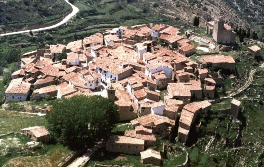Een dorp in Teruel van 12 inwoners verdeeld 3,9 miljoen euro van de Kerstloterij