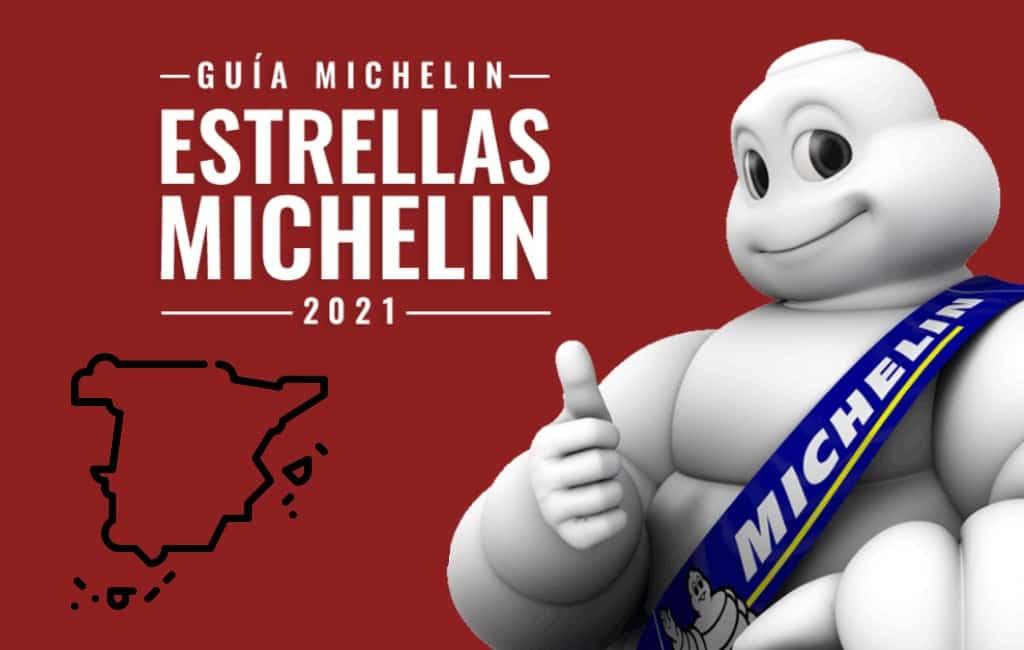 22 nieuwe Michelin sterren in Spanje