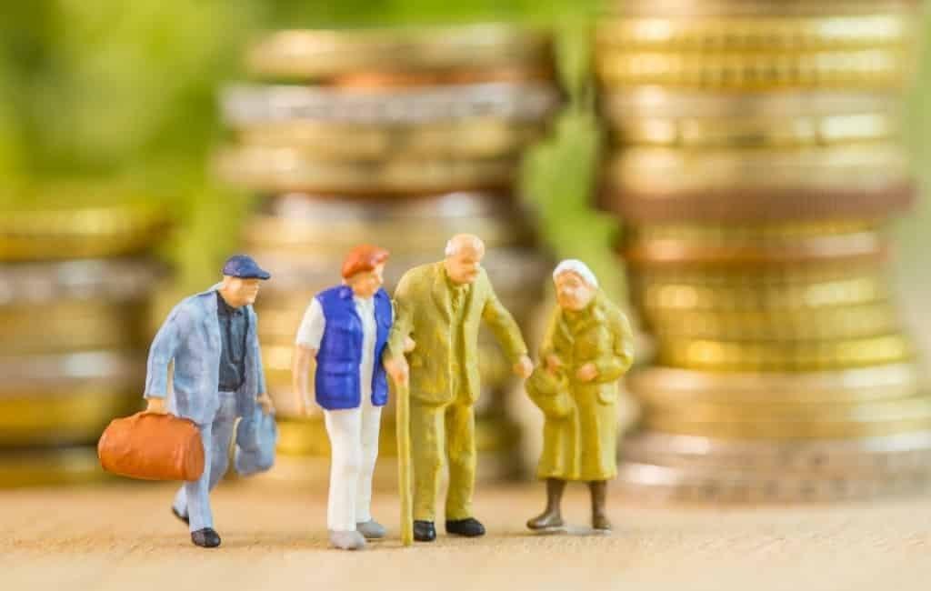 Pensioenleeftijd Spanje in 2021 naar 66 jaar