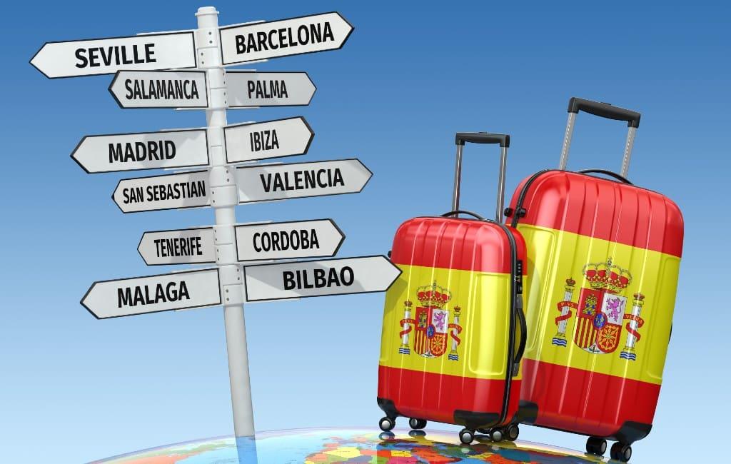 Aantal buitenlandse toeristen in oktober met 86,6% gedaald
