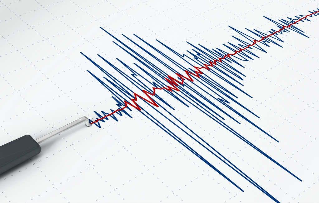 Aardbevingen geregistreerd aan de Costa Brava in Gerona