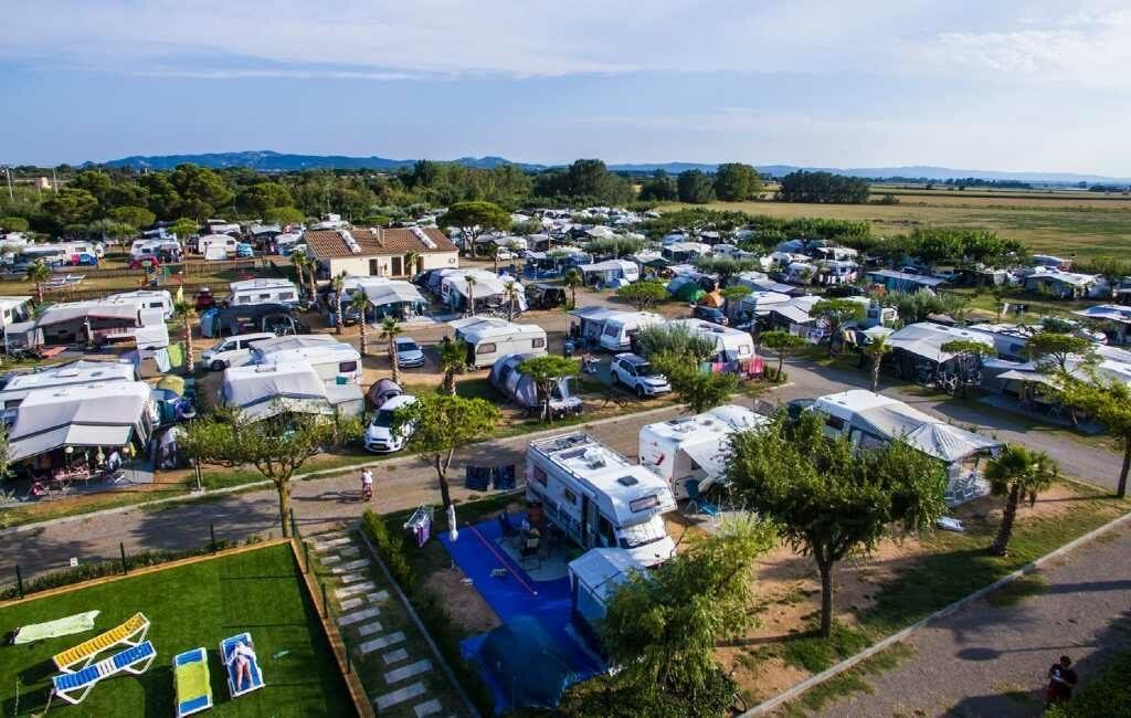 ANWB Camping 2021: Camping Emporda in L'Estartit aan de Costa Brava