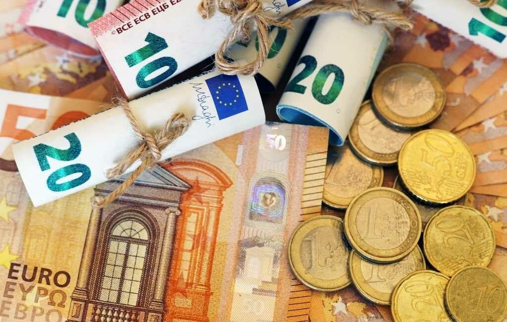 Spanje een van de landen waar het meeste contant geld wordt gebruikt in de eurozone