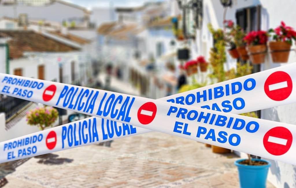 Meer gemeenten provincie Granada krijgen te maken met lokale lockdowns