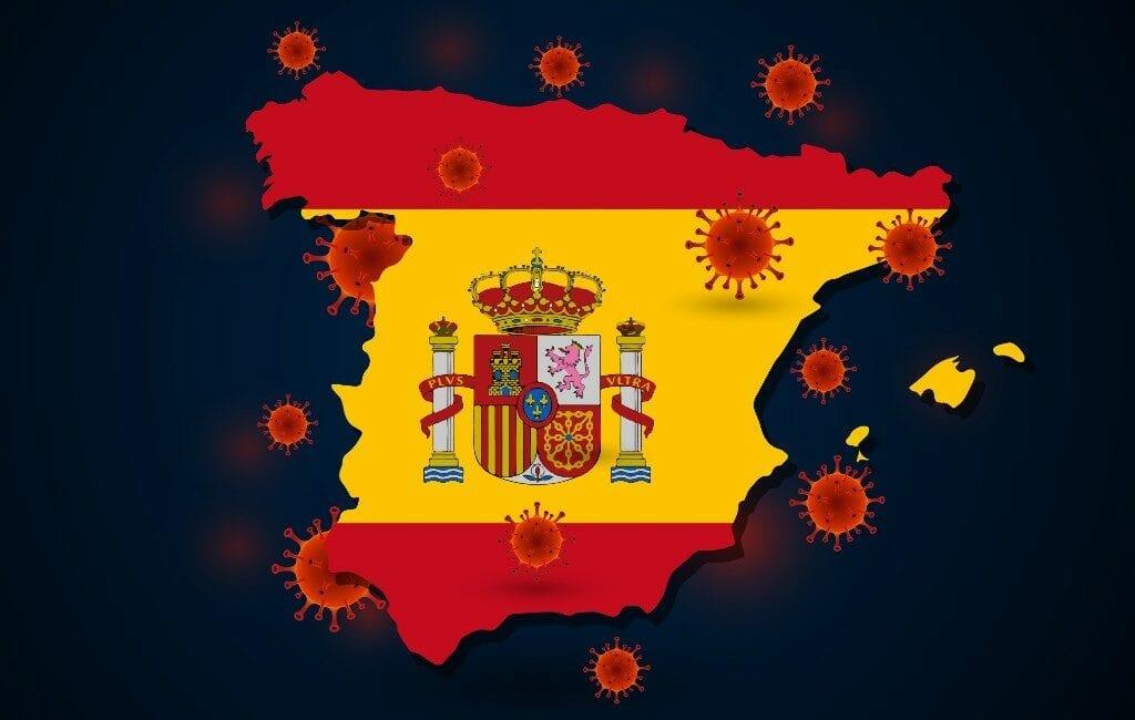 Corona-maatregelen per regio in Spanje