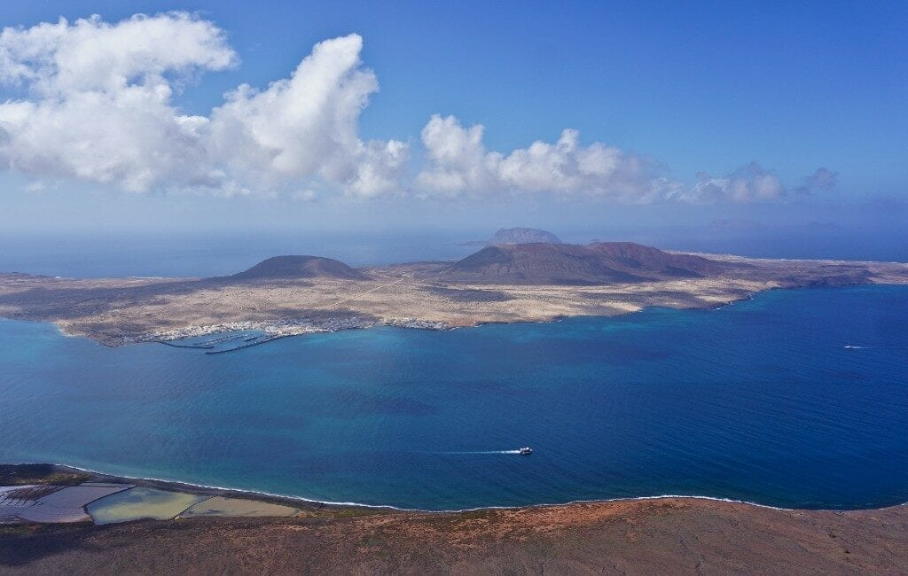 Eerste corona-uitbraak op Canarische Eiland La Graciosa