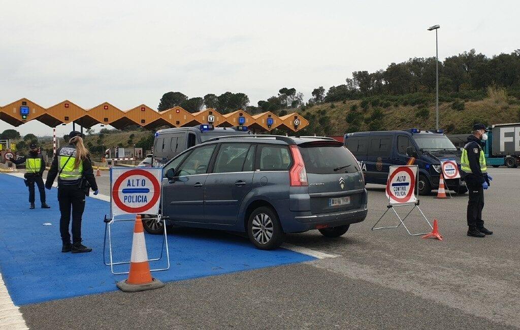 14-daagse grenscontroles Spanje-Portugal en verplichte PCR en quarantaine