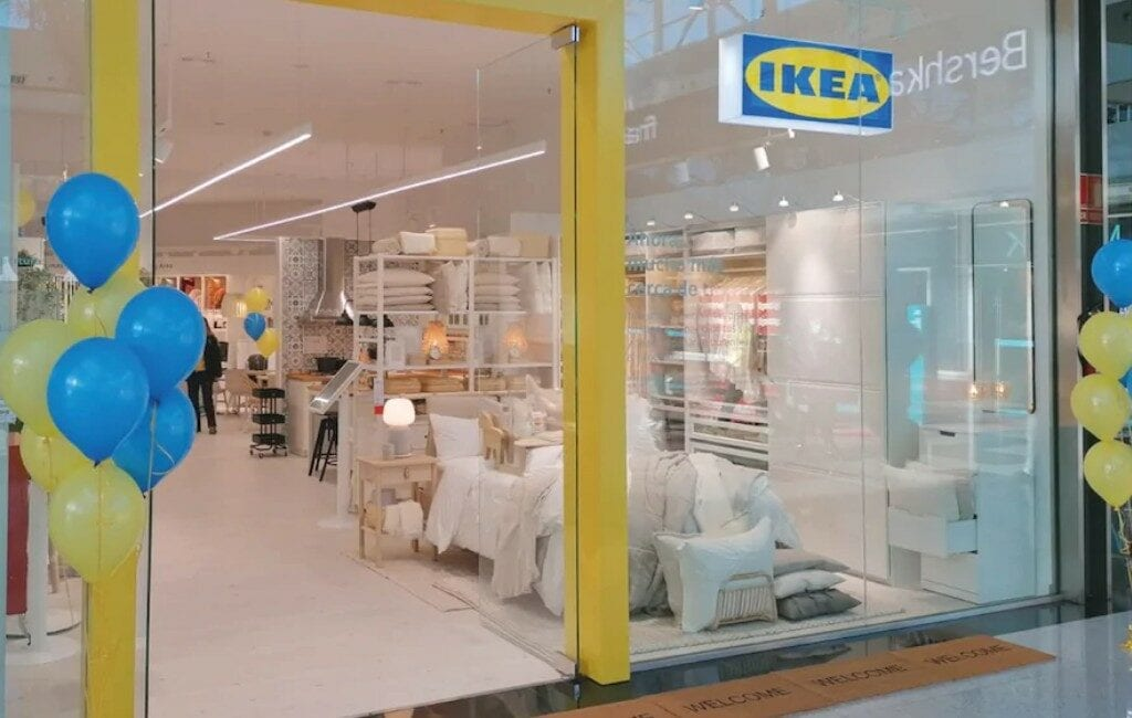 Granada heeft een IKEA Diseña winkel en afhaalpunt gekregen