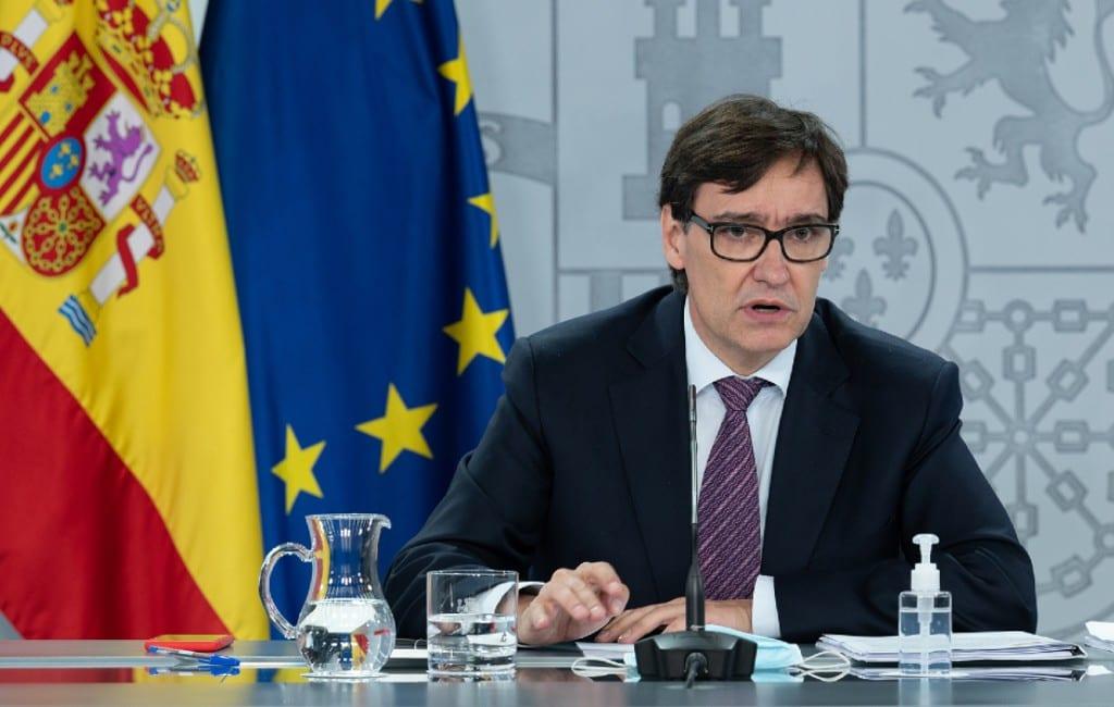 Spanje sluit vergaande lockdown uit maar waarschuwt voor derde corona-golf