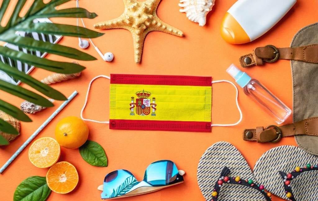 Geen internationale toeristen in Spanje voordat 70% bevolking gevaccineerd is
