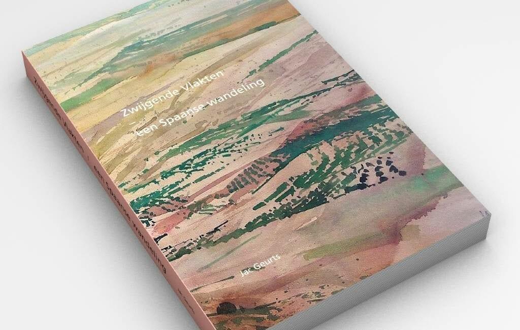 Nieuw boek: Reis- en wandelverhaal door Spanje 'Zwijgende Vlakten'